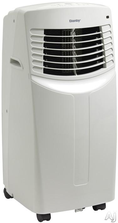 Danby Dpa120b1wb 12000 Btu Portable Air Conditioner With