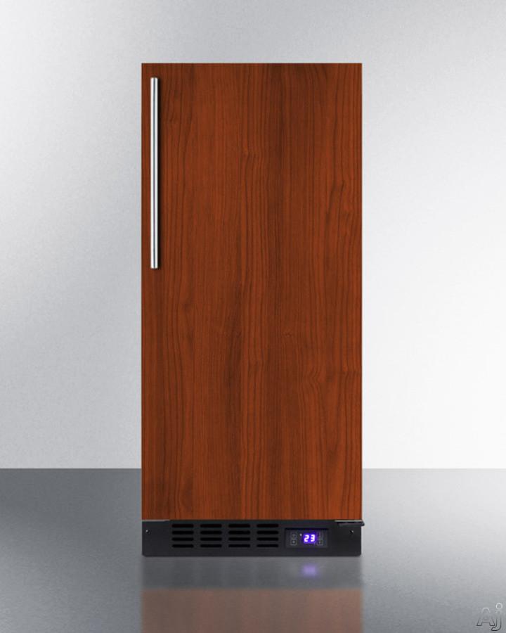 Summit SCFF1533BIFLHD 15 Inch Frost-Free Freezer with