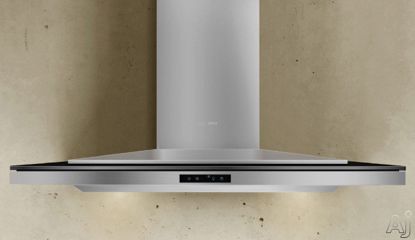 "Zephyr Arc Layers Collection ALAM90A 36"" Wall Mount Chimney Range Hood with Optional Internal /, U.S. & Canada ALAM90A"