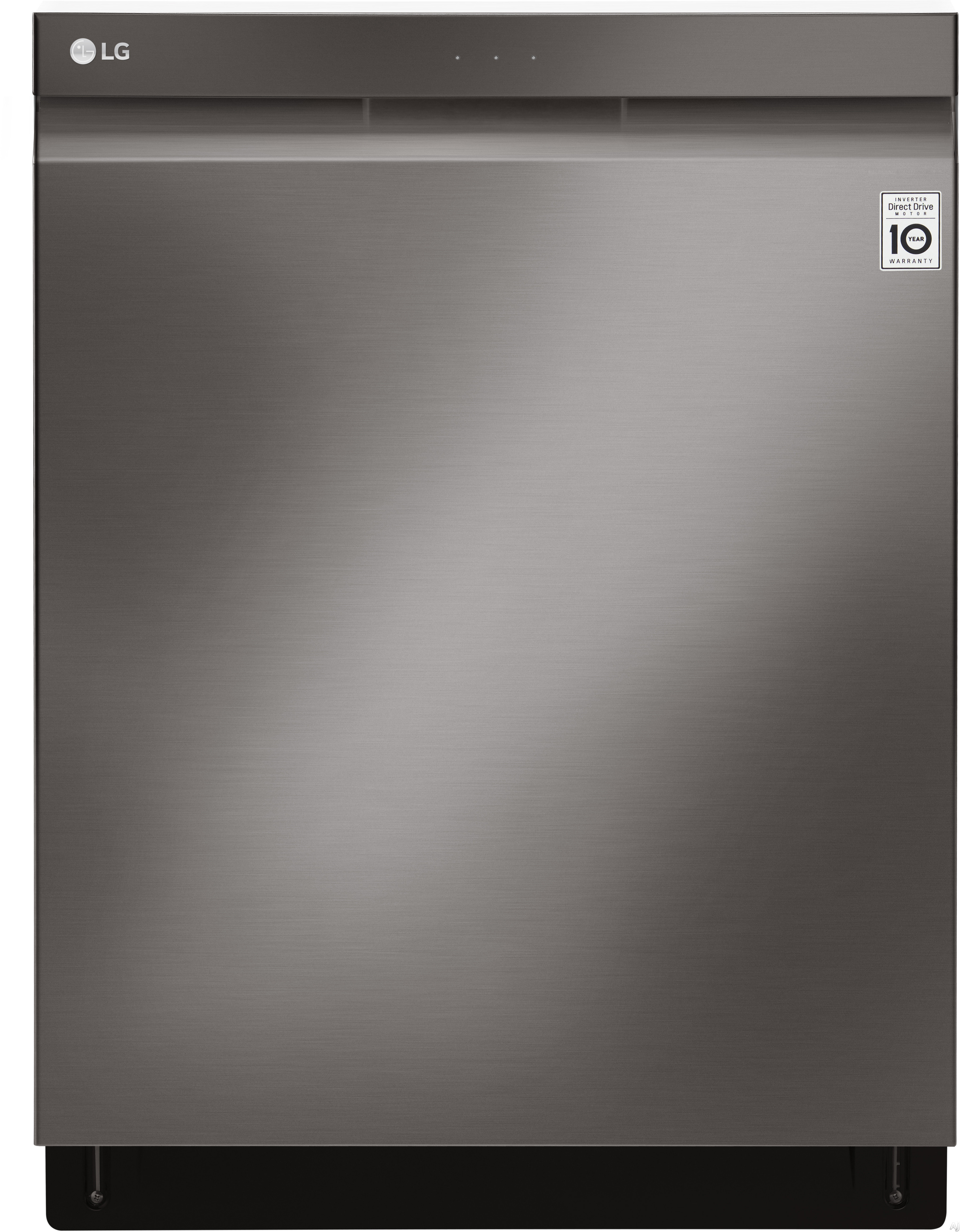LG LDP6797 Fully Integrated QuadWash™ Dishwasher with 3rd Rack, SmartThinQ®, EasyRack™ Plus System, Dual Zone Wash, 15 Place Settings, 9 Wash Cycles, Glide Rail, SmoothTouch™ Controls, NeveRust™ Stainless Steel Tub and Inverter Direct Drive Mot