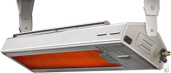 Lynx Lhem48ng 48 Quot Eave Mount Patio Heater With 35 000 Btu