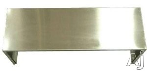 Lynx LOH1836 18 Inch Tall Duct Cover for 36 Inch Hood