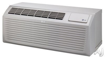 LG LP073CDUC 7,000 BTU Packaged Terminal Air Conditioner with Electric Heat, Energy Saver, Auto Restart, Freeze Protection, GoldFin Anti-Corrosion, 270 CFM, 13.3 EER, 1.7 Pts/Hr Dehumidification and 230/208