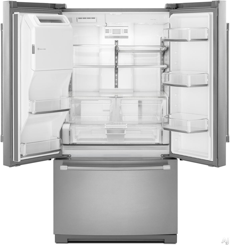 Maytag Mft2778eez 27 Cu Ft French Door Refrigerator With