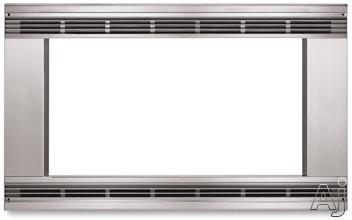 "KitchenAid MK1154XPT 24"" Microwave Trim Kit: Bisque, U.S. & Canada MK1154XPT"