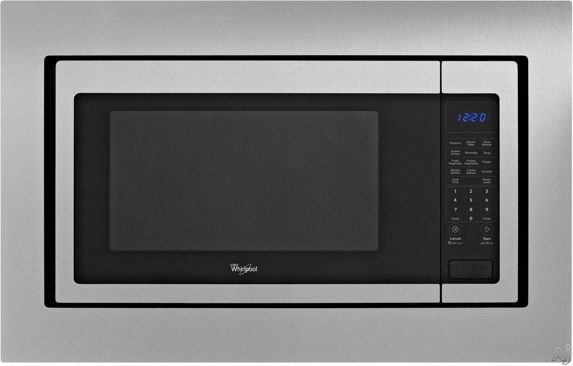 Appliance Creativity Whirlpool Mk2160as 30 Microwave