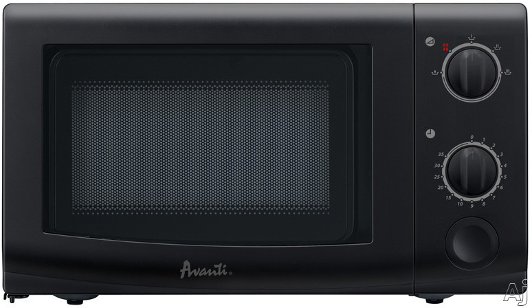 Avanti MO7220M 0.7 cu. ft. Countertop Microwave Oven with 700 Watts ...