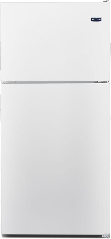 Maytag MRT311FFFH 33 Inch Top Freezer Refrigerator