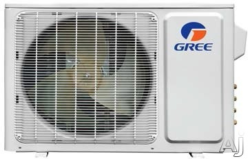 Gree Multi Series MULTI24HP230V1AO 26,000 BTU Multi-Zone Mini-Split Outdoor Air Conditioner with 29,000 BTU Heating Capacity, 1,530 CFM Air Flow, Low Ambient Operation, DC Inverter Technology, Intelligent Defrost, Gold Fin Coil Coating and Auto Restart M