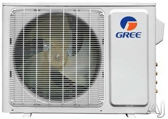Gree Multi Series MULTI30HP230V1AO 29,000 BTU Multi-Zone Mini-Split Outdoor Air Conditioner with 30,400 BTU Heating Capacity, 1,530 CFM Air Flow, Low Ambient Operation, DC Inverter Technology, Intelligent Defrost, Gold Fin Coil Coating and Auto Restart M