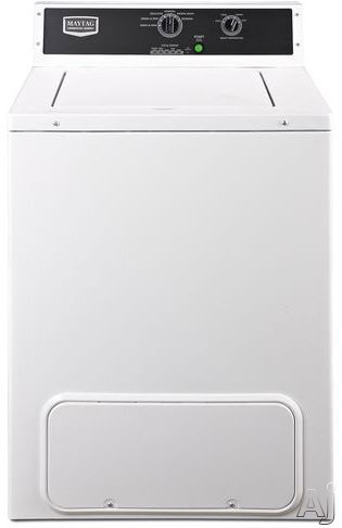MAYTAG MVW18MNAWW 10.5 kg. Top Load Commercial Washer