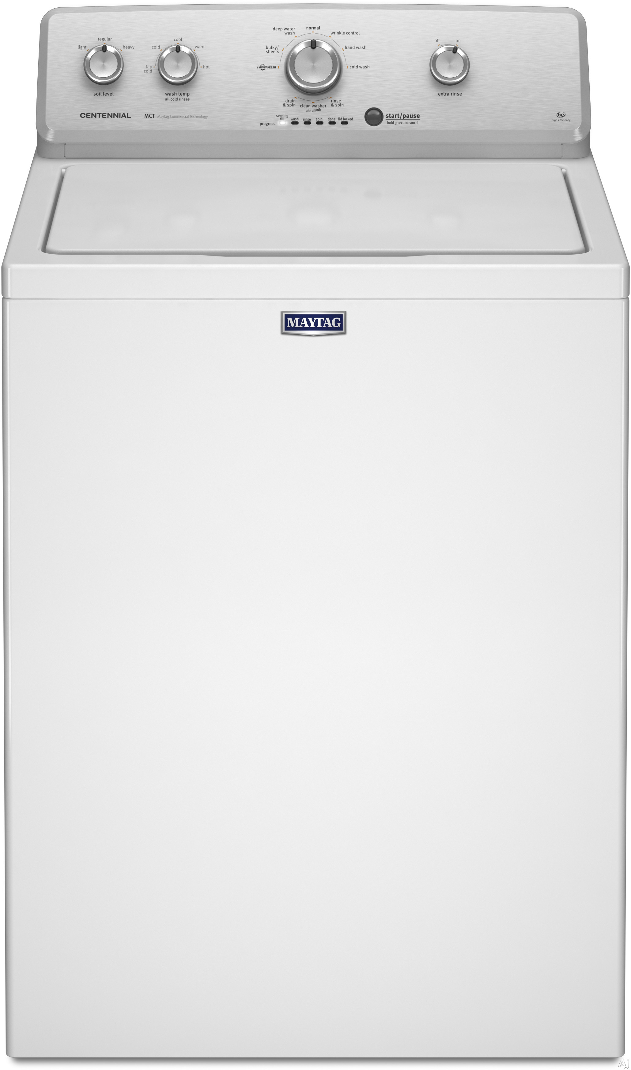 Maytag Mvwc215ew 27 Quot Top Load Washer With 3 5 Cu Ft Capacity 11 Wash