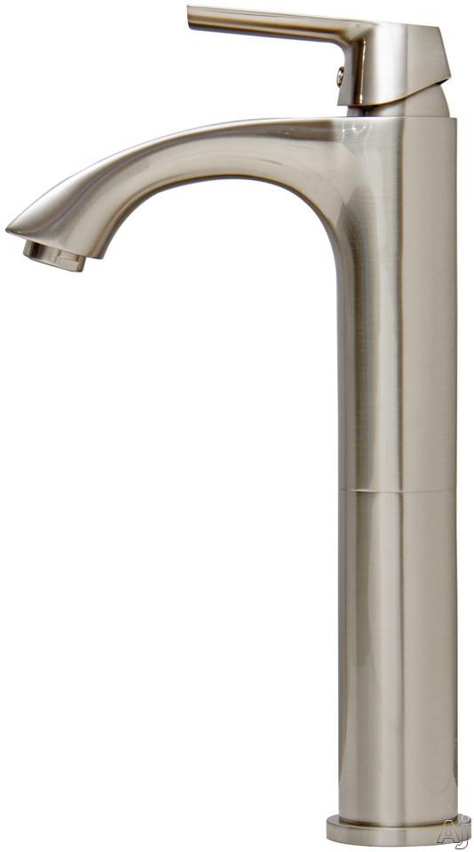 Vigo Industries Vg03013 Single Lever Cast Spout Bathroom Sink Faucet With 5 1 8 Reach Solid