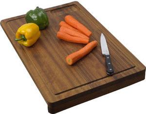Franke Oa40s Wood Cutting Board