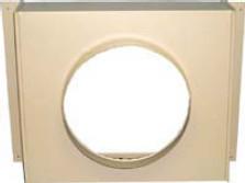 OceanAire DEP16 16 Inch Cold Air Inlet Plenum