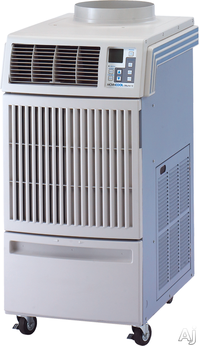 Movincool Office Pro Series OFFICEPRO12 12,000 BTU Portable 65-¦F Office Space Air Conditioner, Dehumidifier, Programmable Digital Controller and Standard 115 Volt Operating Capability