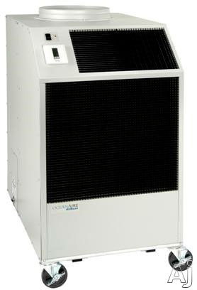 OceanAire Air Boss Series PAC6012 60,050 BTU Portable Commercial Air Conditioner with 10.0 EER, R-410A Refrigerant, 1,950 CFM, Automatic Re-Start, Condensate Pump and Electronic Thermostat