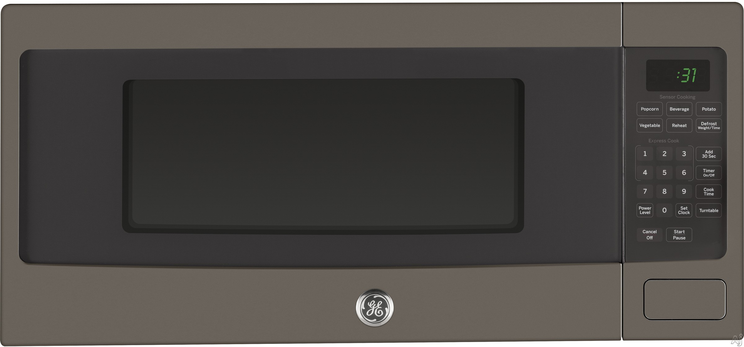 Ge Profile Peb9159 15 Cu Ft Countertop Microwave Oven With