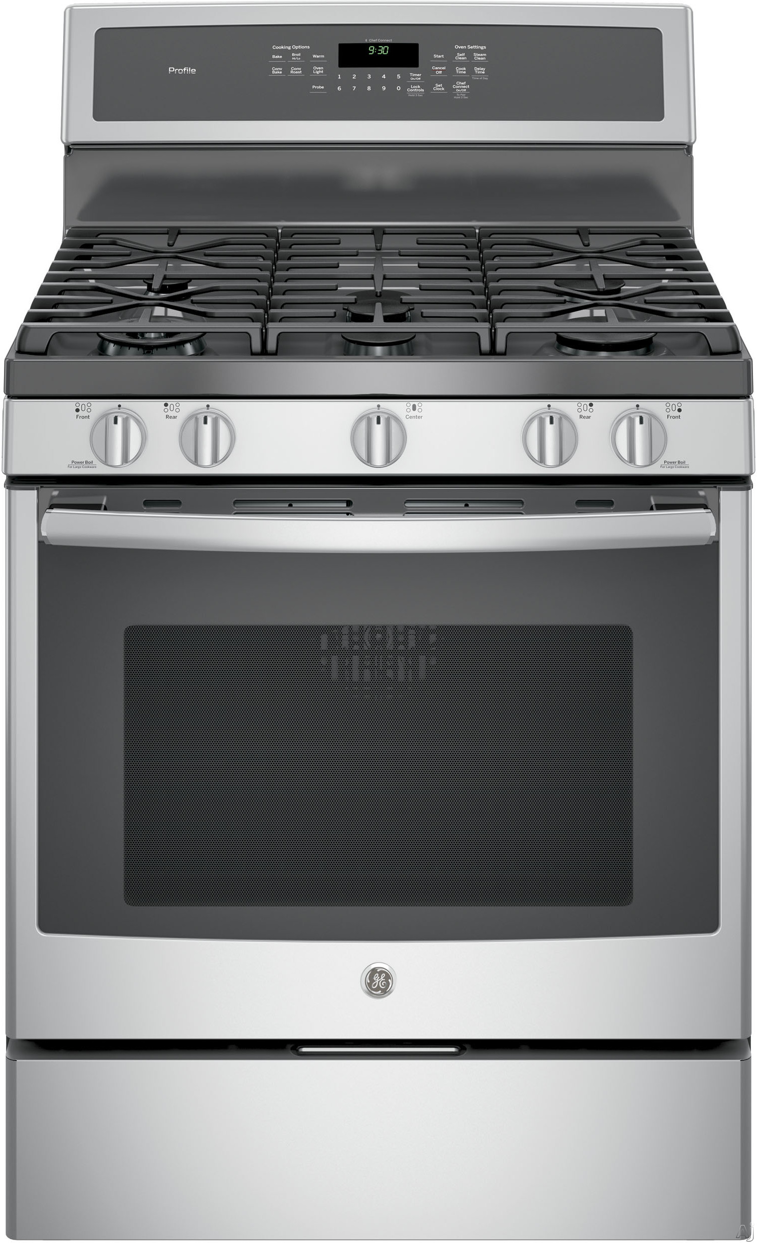 30 gas cooktop reviews  ge profile series 30 u0026quot  built in gas downdraft cooktop   the best 30 inch