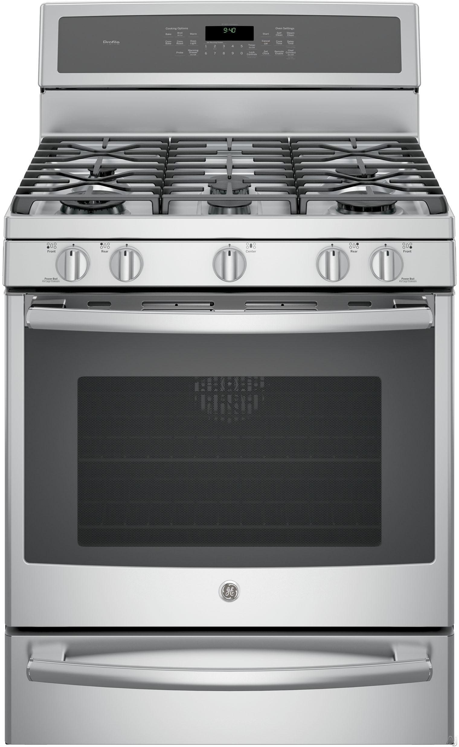 Ge Profile Advantium 30 In Electric Wall Oven With Speed