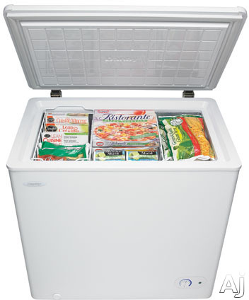 Danby Dcf550w1 5 5 Cu Ft Chest Freezer With Manual