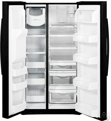GE PSE25K 25.4 Cu. Ft. Side By Side Refrigerator With 4