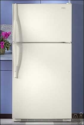 Maytag Ptb1953grq Performa 19 Cu Ft Top Freezer