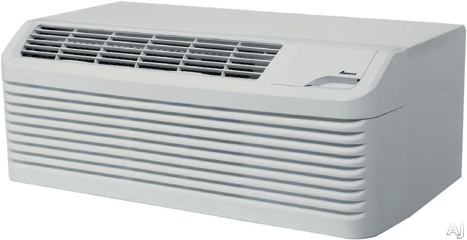 Amana DigiSmart PTC123G35AXXX 11,700 BTU Packaged Terminal Air Conditioner with 3.5 kW Electric Heater, R410A Refrigerant, 10.3 Energy Efficiency Ratio and DigiSmart Controls