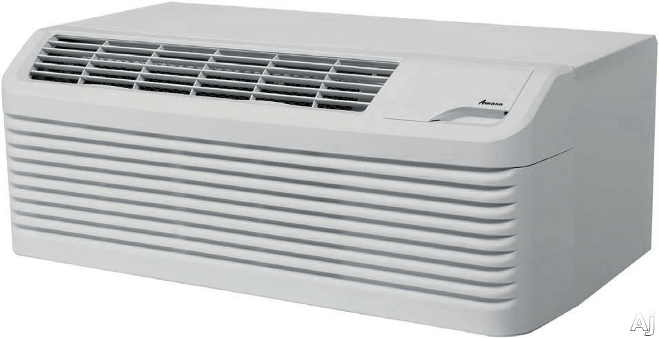 Amana DigiSmart PTC153G35AXXX 15,000 BTU Packaged Terminal Air Conditioner with 3.5 kW Electric Heater, R410A Refrigerant, 10.0 Energy Efficiency Ratio and DigiSmart Controls PTC153G35AXXX