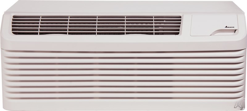 Amana DigiSmart PTC173G50AXXX 16,400 BTU Packaged Terminal Air Conditioner with 5.0 kW Electric Heater, 360 CFM, 9.4 EER, 4.8 Pts/Hr Dehumidification Capacity, DigiSmart Technology for Remote Thermostat Control and Easy Pull-Out Filters