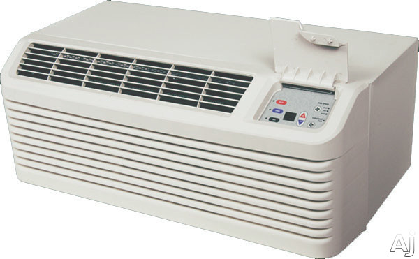 Amana DigiSmart PTH093G50CXXX 9,000 BTU Packaged Terminal Air Conditioner with 8,300 BTU Heat Pump, 5.0 kW Electric Heat Backup, 11.5 EER, Seacoast Corrosion Protection and 230/208 Volts PTH093G50CXXX