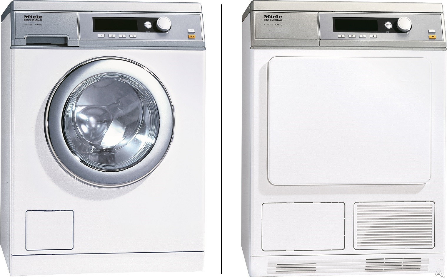 Miele stackable washer dryer ventless - Image Disclaimer