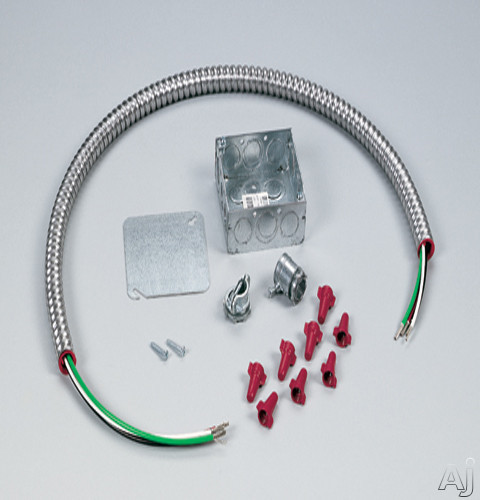 GE JXCK89 Electrical Installation Accessory Kit