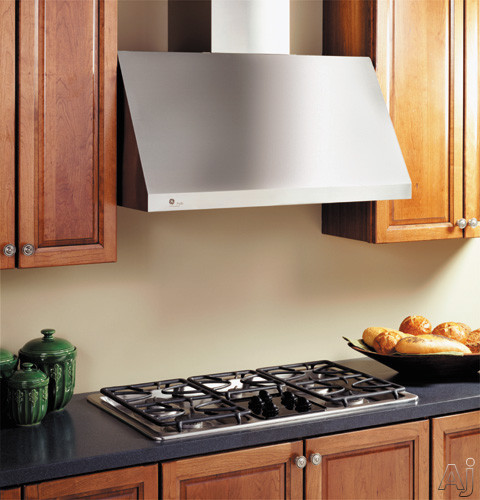 Ge Jv966dss 36 Quot Wall Mount Range Hood With 600 Cfm Blower