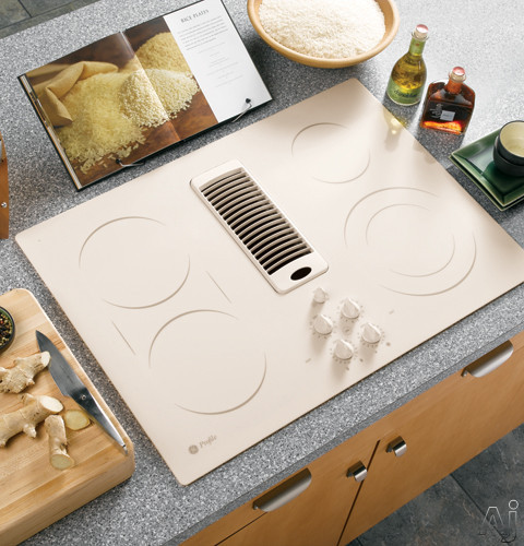 Ge Jp989 30 Quot Smoothtop Electric Cooktop With 4 Ribbon