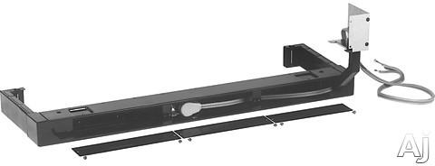 GE RAK204D30P 16,000 Electric Heat BTU 230 / 208 Volt 30 Amp Sub-Base Power Connection Kit, U.S. & Canada RAK204D30P