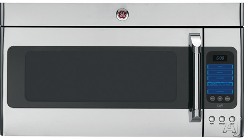 Ge Cvm2072smss 2 0 Cu Ft Over The Range Microwave Oven