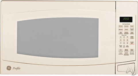 Countertop Microwave In Bisque Color : GE PEB2060DMCC 2.0 cu. ft. Countertop Microwave Oven with 1200 Watts ...