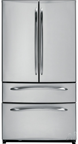 Ge Pgss5nfxss 24 9 Cu Ft French Door Refrigerator With 4