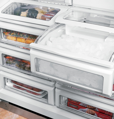 Concealed Ice Drawer