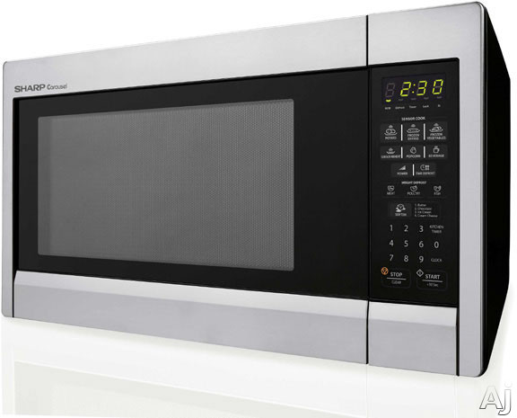Countertop Microwave No Turntable : Countertop Microwave Oven with 1,000 Watts, Removable Glass Turntable ...