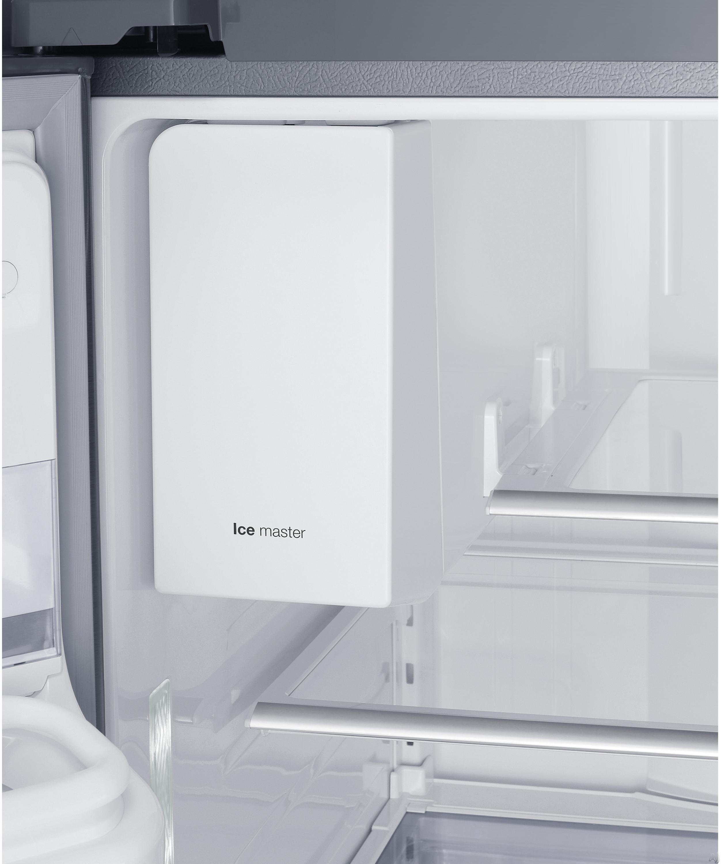 Samsung Rf25hmedb 24 7 Cu Ft French Door Refrigerator
