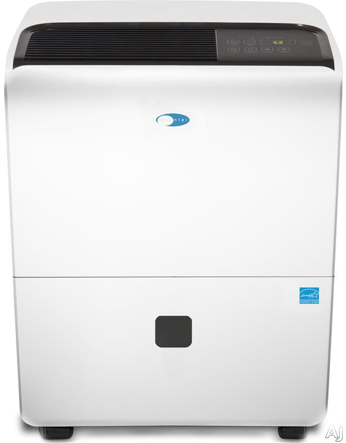 Whynter Elite D-Series RPD951DXP 95 Pint Capacity Low Temperature Dehumidifier with R-410A Refrigerant, 2 Fan Speeds, Auto Restart, Auto Shut Off and Condensate Drain Pump