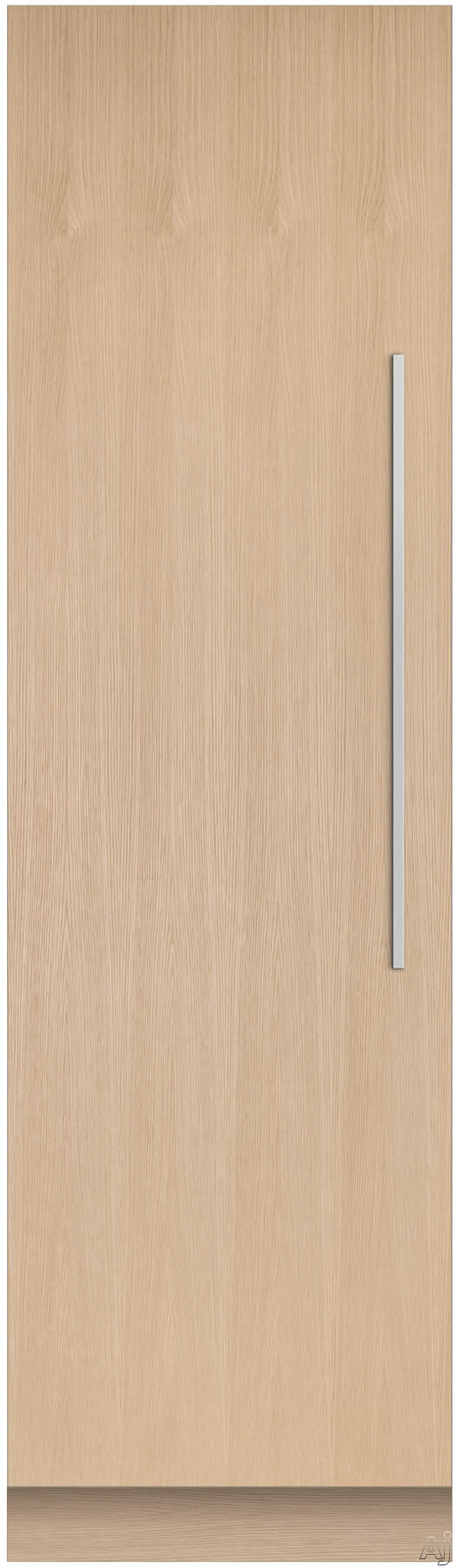 "Fisher & Paykel RS2484FLJ1 24 Inch Panel Ready Column Freezer with ActiveSmartâ""¢ Foodcare, Variable Temperature Zones, LED Lighting, Stainless Steel Interior, Joiner Kit Included and 15.6 cu. ft."
