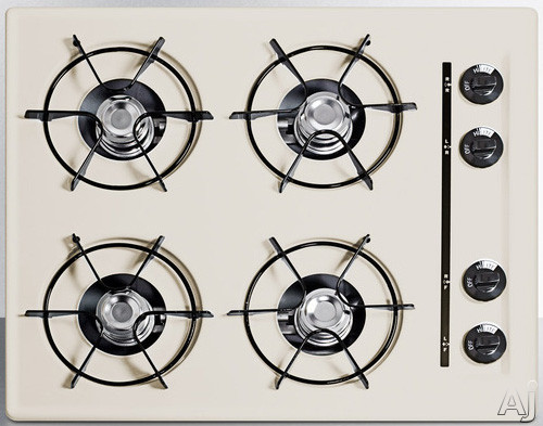 Summit SNL033 24 Inch Gas Cooktop with