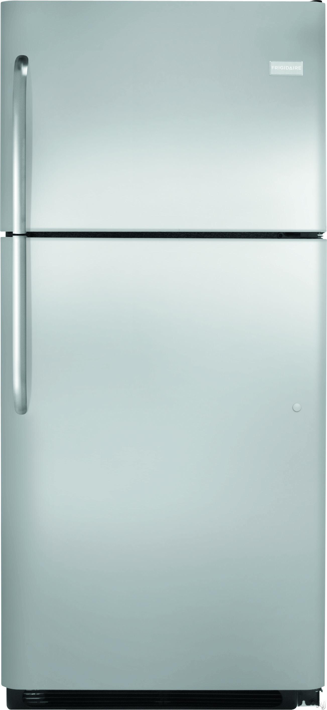 frigidaire ffht2021q 200 cu ft top freezer refrigerator. Black Bedroom Furniture Sets. Home Design Ideas