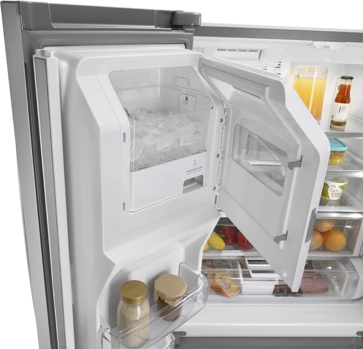 Maytag Mft2776dem 26 8 Cu Ft French Door Refrigerator
