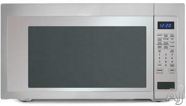 Whirlpool Umc5225ds 2 2 Cu Ft Countertop Microwave Oven