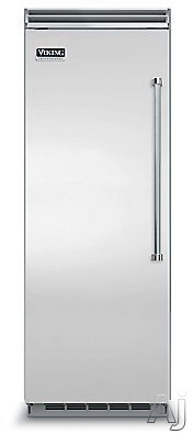 Viking Professional 5 Series VCRB5303 30 Inch Built-In Full Refrigerator Column with 18.4 cu. ft. Capacity, Spill-Proof Nano Technology Glass Shelves, Two Humidity Zone Drawers, ProChill Temperature Management System, Plasmacluster Ion Air Purifier, Sabba