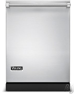 Viking Professional Series VDW302WSSS Fully Integrated Dishwasher with Turbo Fan Dry, Exclusive Smart Size™ Rack, 45 dB Quiet Clean™ Package, Multi-Level Wash, 14 Place Settings, 6 Wash Cycles and ENERGY STAR®: With Water Softener